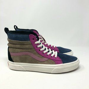 NEW VANS SK8-HI MTE Shoes Boots Mens Size 9